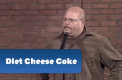 Diet Cheese Coke